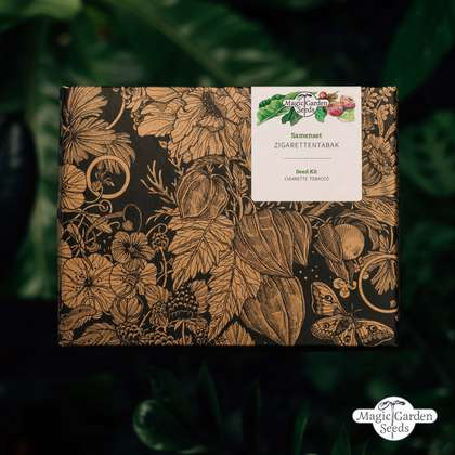 Cigarette Tobacco - Seed kit gift box