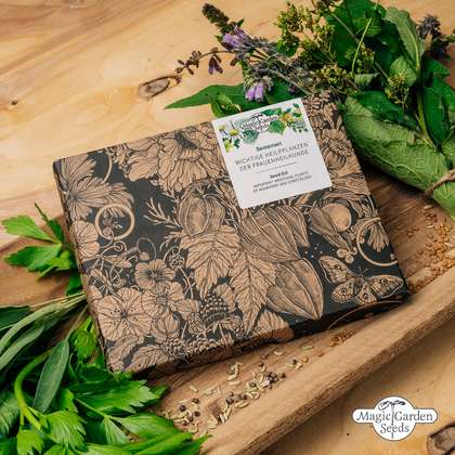 Important Medicinal Plants Of Midwifery And Gynecology - Seed kit gift box