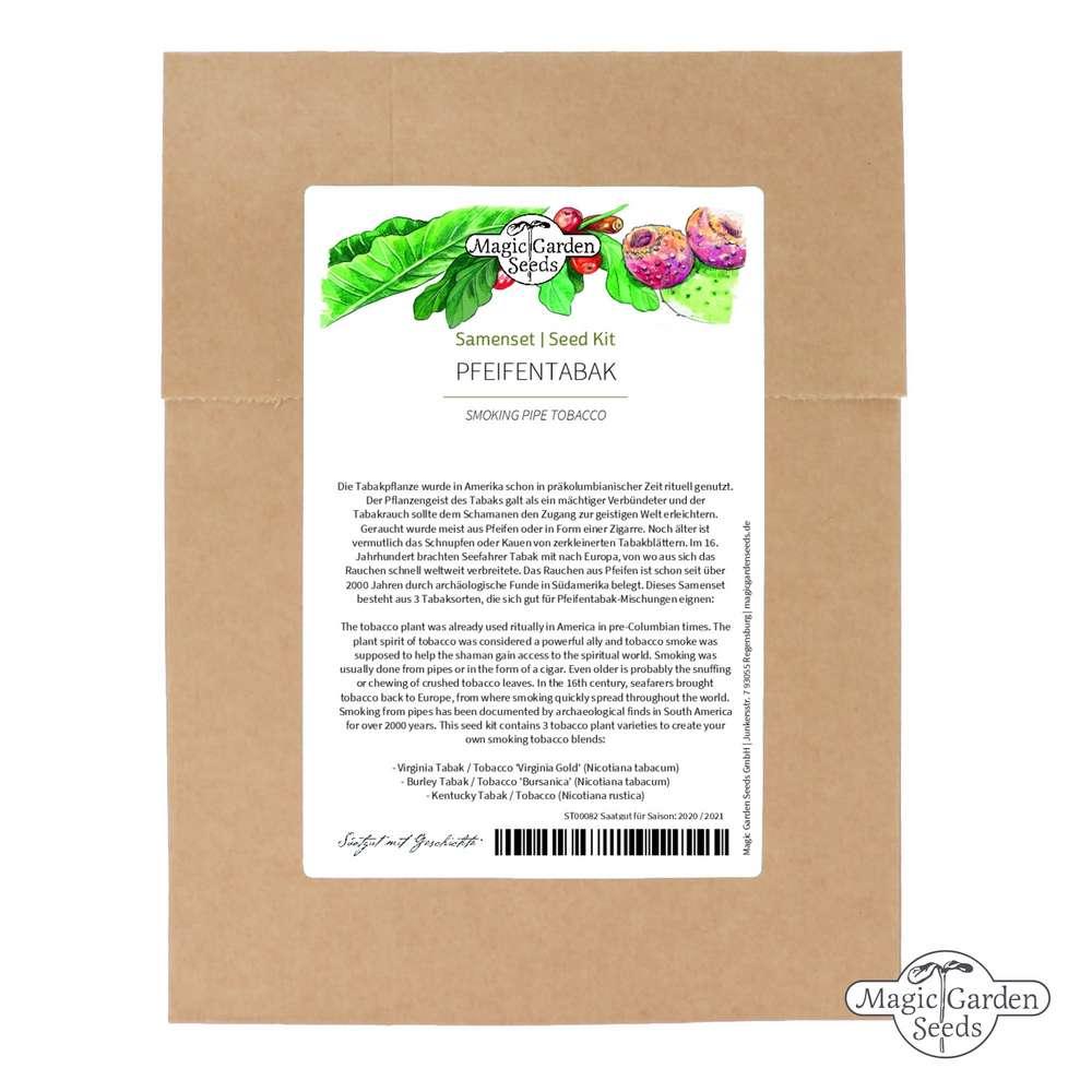 Nicotiana tabacum 500 Samen Burley Tabak /'Bursanica/'