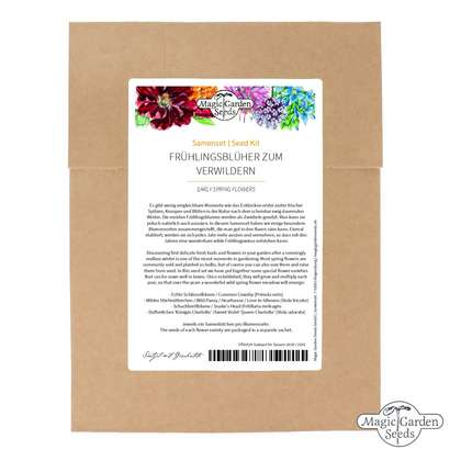 Early Spring Flowers - Seed kit
